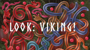 First blog on Look: Viking!