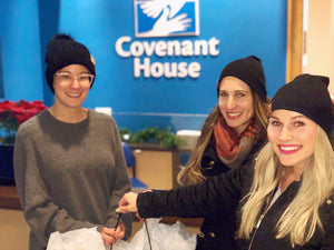 A Look Inside Covenant House Toronto