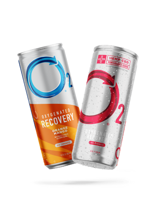 O2 Recovery Drinks