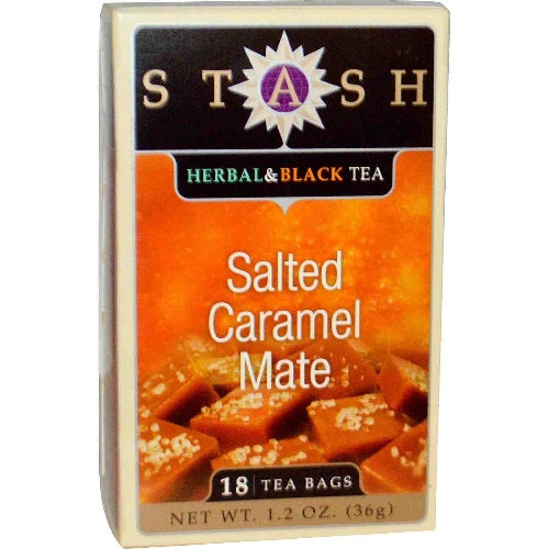Stash Tea Salted Caramel (6x18 BAG)