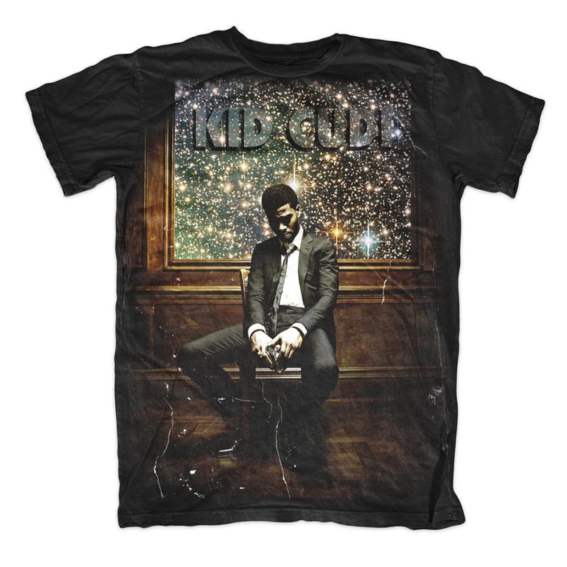 Kid Cudi Sparks - Mens Black T-Shirt