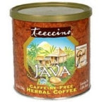 Teeccino Java Herbal Coffee (6x11 Oz)