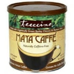 Teeccino Maya Caff Herbal Coffee (6x11 Oz)