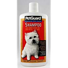 Pet Guard Shampoo & Conditioner (1x12 Oz)