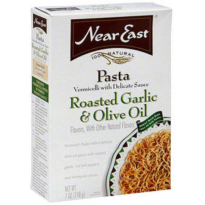 Near East Vermicelli Pasta With Roasted Garlic (12x7 Oz)