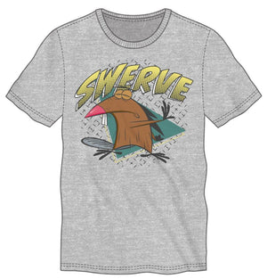 Nickelodeon Angry Beavers Swerve Heather Tee