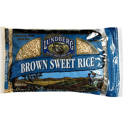 Lundberg Farms Sweet Rice (1x25lb)