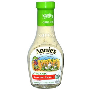 Annie's Naturals Cow Girl Ranch Dressing (6x8 Oz)