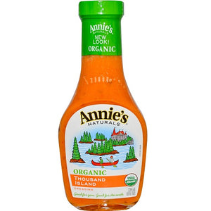 Annie's Naturals Thousand Island Dressing (6x8 Oz)