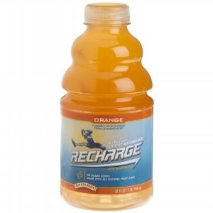 Knudsen Orange Recharge Pet (12x32 Oz)