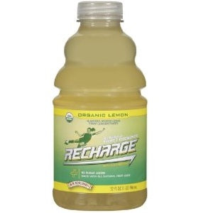 Knudsen Lemon Recharge Pet (12x32 Oz)
