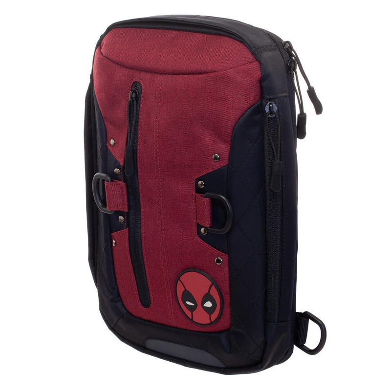 Deadpool Mini Backpack Deadpool Accessories Deadpool Bag - Deadpool Backpack Deadpool Sling Bag