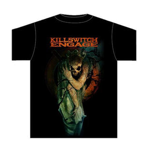 Killswitch Engage Dead King - Mens Black T-Shirt
