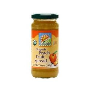 Bionaturae Peach Fruit Spread (12x9 Oz)