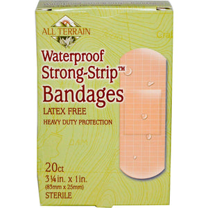 "All Terrain Waterproof Strong 1"" Bandage (1x20 PC)"
