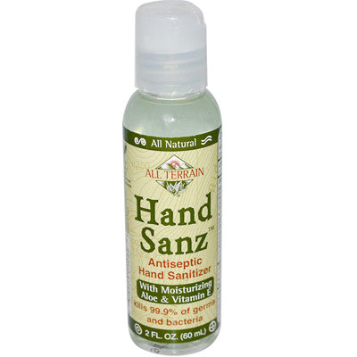 All Terrain Hand Sanitizer Aloe & Vitamin E (1x2 Oz)