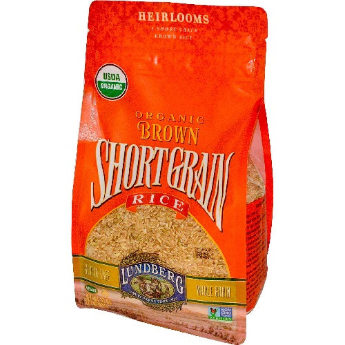 Lundberg Farms Short Grain Brown Rice (6x1 LB)