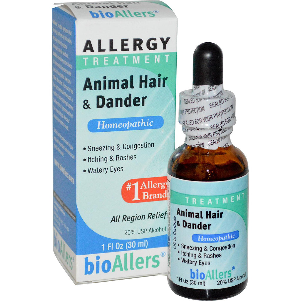 Bio-Allers Animal Hair Dander (1x1 Oz)