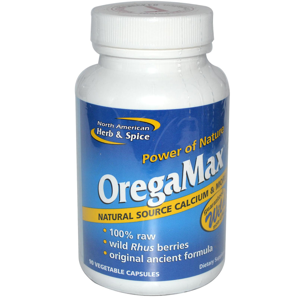 North American Herb & Spice Oregamax (1x90 CAP)