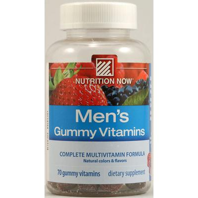 Nutrition Now Mens Gummy Vitamins (1x70 ct)