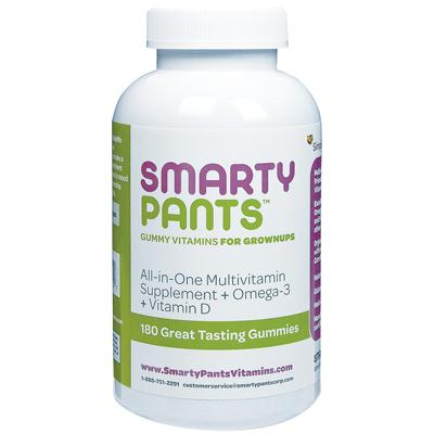 Smartypants Adult Gummy Vitamin (1 Each)