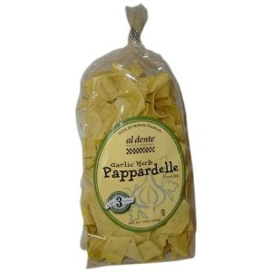Al Dente Garlic Herb Paprdel (6x12OZ )