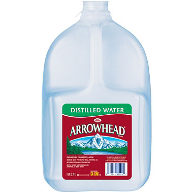 Arrowhead Water Distilled Water (6x128OZ )