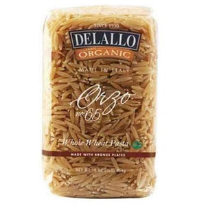 De Lallo Corn Rice Orzo #65 (12x12OZ )