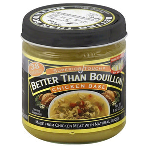 Better Than Bouillon Chicken Base Rs (6x8OZ )