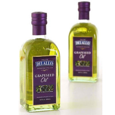 De Lallo Grapeseed Oil (6x16.9OZ )