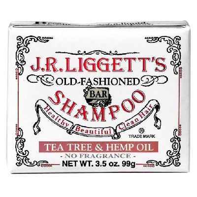 J.R. Liggett T Tree Hemp Shampoo (1x3.5OZ )