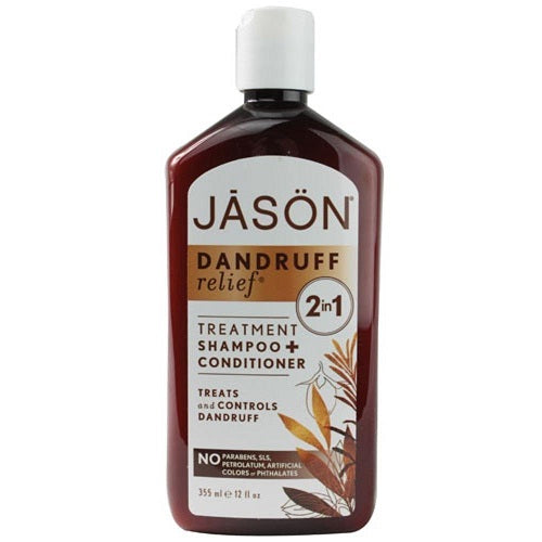 Jason Natural Cosmetics Dand 2In1 Shamp/Conditioner (1x12OZ )