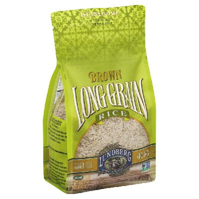 Lundberg Long Brown Rice (6x2LB )
