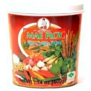 Mae Ploy Red Curry Paste (24x14OZ )