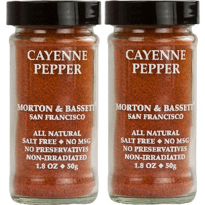 Morton & Bassett Cayenne Pepper (3x1.8OZ )