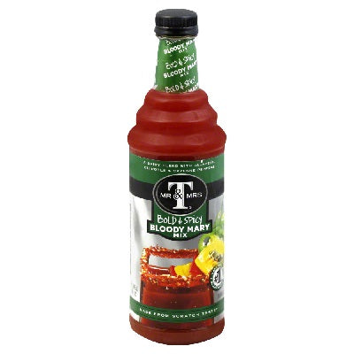 Mr & Mrs T Bloody Mary R&S (12x33.8OZ )