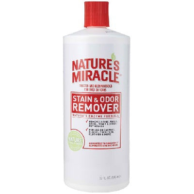 Nature's Miracle Stain & Odor Remover (1x32OZ )