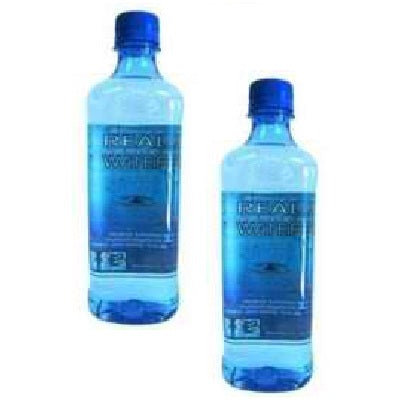 Real Water Alkalized Water (12x33.8OZ )