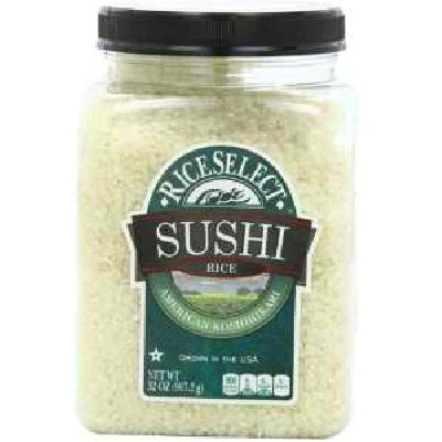 Rice Select Sushi Rice (4x32OZ )