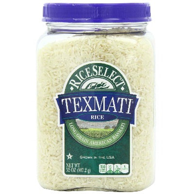 Rice Select Texmati White Rice (4x32OZ )