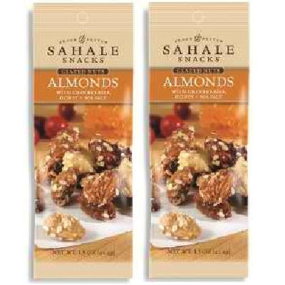 Sahale Snacks Almond/Cran/Honey (9x1.5OZ )