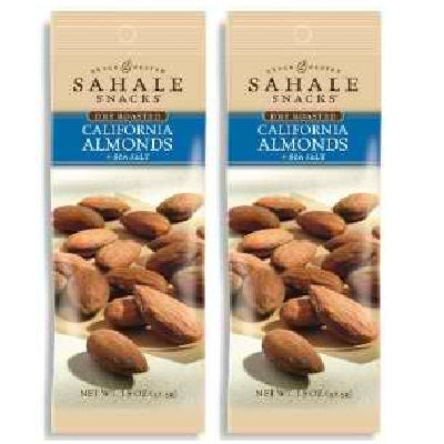 Sahale Snacks Cal Almonds SeaSalt (9x1.5OZ )