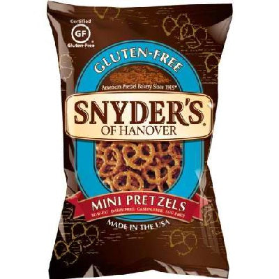 Snyder's Of Hanover Mini Pretzel GF (12x8OZ )