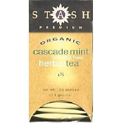 Stash Tea Mint Herb Tea (6x18BAG )