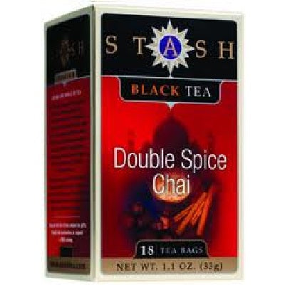 Stash Tea Double Spc Chai Black T (6x18BAG )
