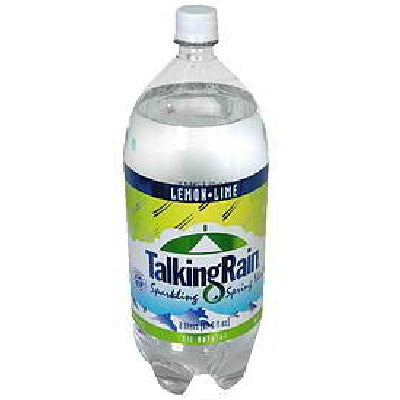 Talking Rain Lemon Lime Sparkling Water (8x2L)