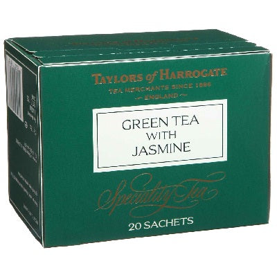 Taylors Of Harrogate Jasmine Green Tea (6x20BAG )