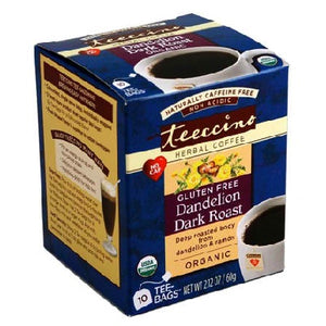 Teeccino Dan Dark Roast (6x10BAG )