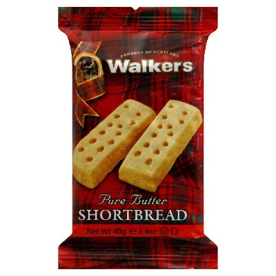 Walker's Shortbread Shrtbrd Fingers 2 Ct (24x1.4OZ )