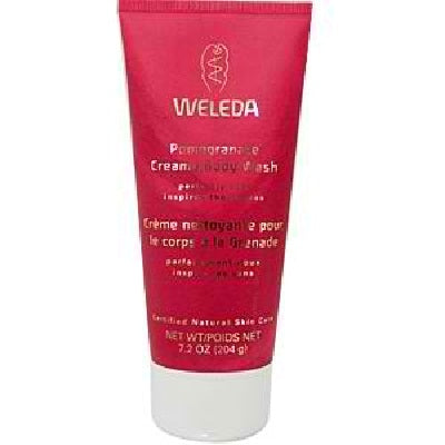 Weleda Products Pomegranate Creamy Body Wash (1x6.8OZ )